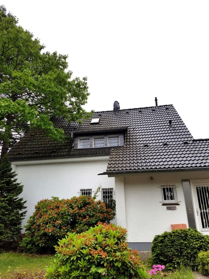 Neueindeckung Einfamilienhaus