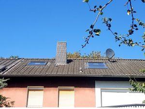 Einfach von Dachfenstern
